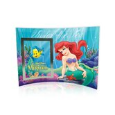 Little Mermaid (Under the Sea) Curved Glass Print with Photo Frame
