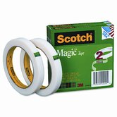 "Magic Tape, 1/2 x2592, 3"" Core"