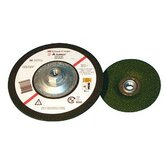 Green Corps� Flexible Grinding Wheels (Quick Change) - 3m 051111-51164 4-1/2x1/8x5/8-11 36g fl wheel