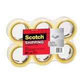 "Scotch 3350 General Purpose Packaging Tape, 1.88"" X 54.6 Yds, 6/Pack"