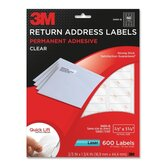 Address Label for Laser Printer (600 Per Pack)