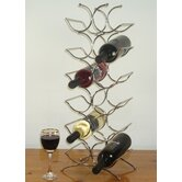 Twelve Bottle Wine Rack