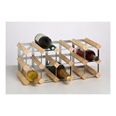 Classic 15 Bottle Wine Racks