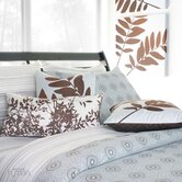 Rhythm Cotton Bedding Collection in Sky