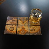 Wine Enthusiast Coasters & Trivets