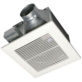 WhisperLite™ 80 CFM Bathroom Ceiling Fan- Energy Star Rated