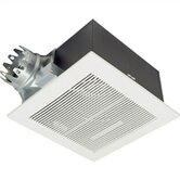 WhisperCeiling™ 380 CFM Ceiling Mounted Bathroom Fan - Energy Star Rated