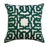 Geo Silk Pillow