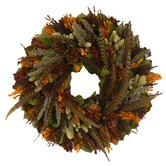Autumn Forest Wreath