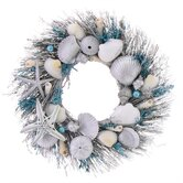 Holiday Beach Party Wreath