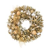 Nautical Gold Wreath