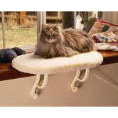 Window Sill Heated Cat Bed