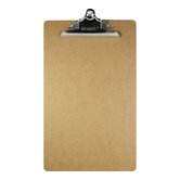 Hardboard Clipboard
