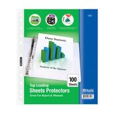 Top Loading Sheet Protectors (Set of 12)