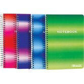 Personal / Assignment Spiral Notebook (Set of 36)