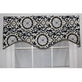Celestial Shaped Valance