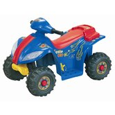 6 Volt Battery Lil Quad II Ride-on Motorcycle