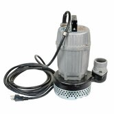 "2"" 29 lb General Dewatering Submersible Pump"
