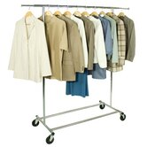 Free Standing Storage Commercial Garment Rack