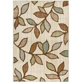 Anthology Grove Leaves Rug