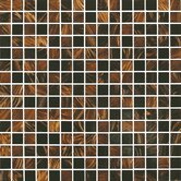 Classy Glass 12&quot; x 12&quot; Glass Mosaic in Zanzibar