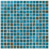 Classy Glass 12&quot; x 12&quot; Glass Mosaic in Azul
