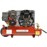 Compressor For Contractors Gas Powered Compressor