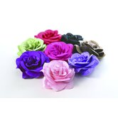 Rose Hair Scrunchie