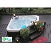 2 Person Plug and Play Spa With 21 Jets