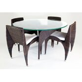 Beyond Cloud Dining Table Set