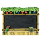 Chalkboard Tiki Bar Sign