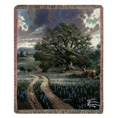 Country Living Tap Tapestry Throw