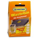 Dustbin Air Freshener (Pack of 4)