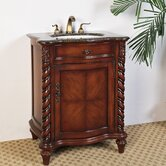 "26"" Hatherleigh Sink Chest in Chestnut Brown"