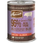 Grain Free Real Pork Canned Dog Food (13.2-oz, case of 12)