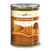 Whole Earth Farms Senior Canned Dog Food (13.2-oz, case of 12)