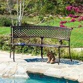 Home Loft Concept Outdoor Benches