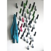 Coat Hooks (Set of 7)