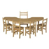 Wood Designs Kids Tables