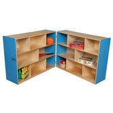 36&quot; Folding Storage Unit