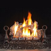 Gas Fireplace Log Set Kit