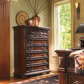 Fieldale Lodge Cypress 8 Drawer Chest