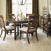 Quail Hollow 5 Piece Dining Set