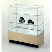 Full-Vision Jewelry Case with Standard Finishes