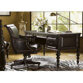 Kingstown Standard Desk Office Suite