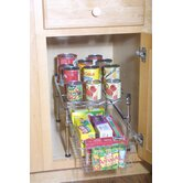 Stacking Cabinet Organizer