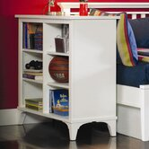 Brookleigh Daybed Bookcase in Soft White