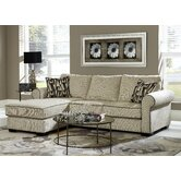 Daisy Sofa with Chaise