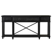 HGTV Home Sofa & Console Tables