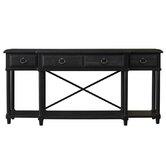 HGTV Home Sofa & Console Tables